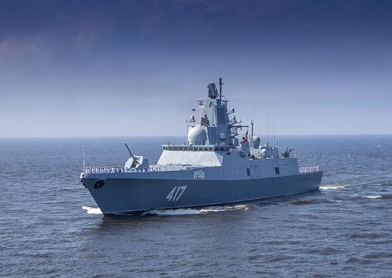 Завершаются работы по созданию современных систем вооружения ВМФ
