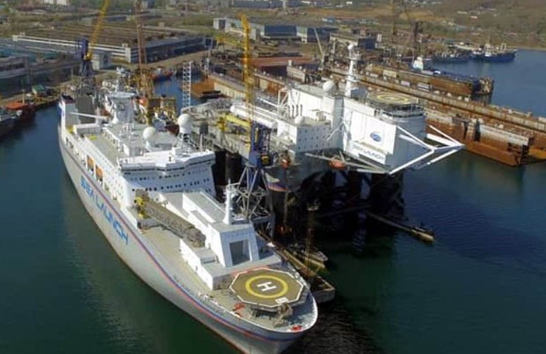 Россия возобновит проект создания плавучего космодрома «Морской старт»