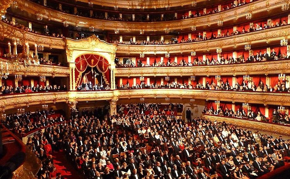 Большой театр не станет повышать цены на билеты до конца следующего года