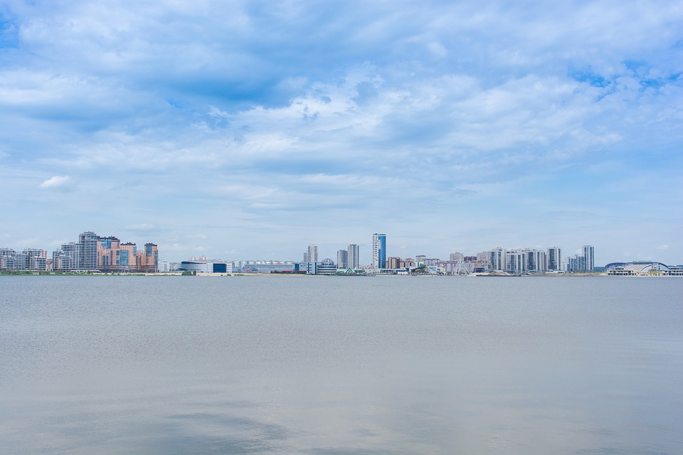 Властям Татарстана представили проект развития набережной реки Казанки