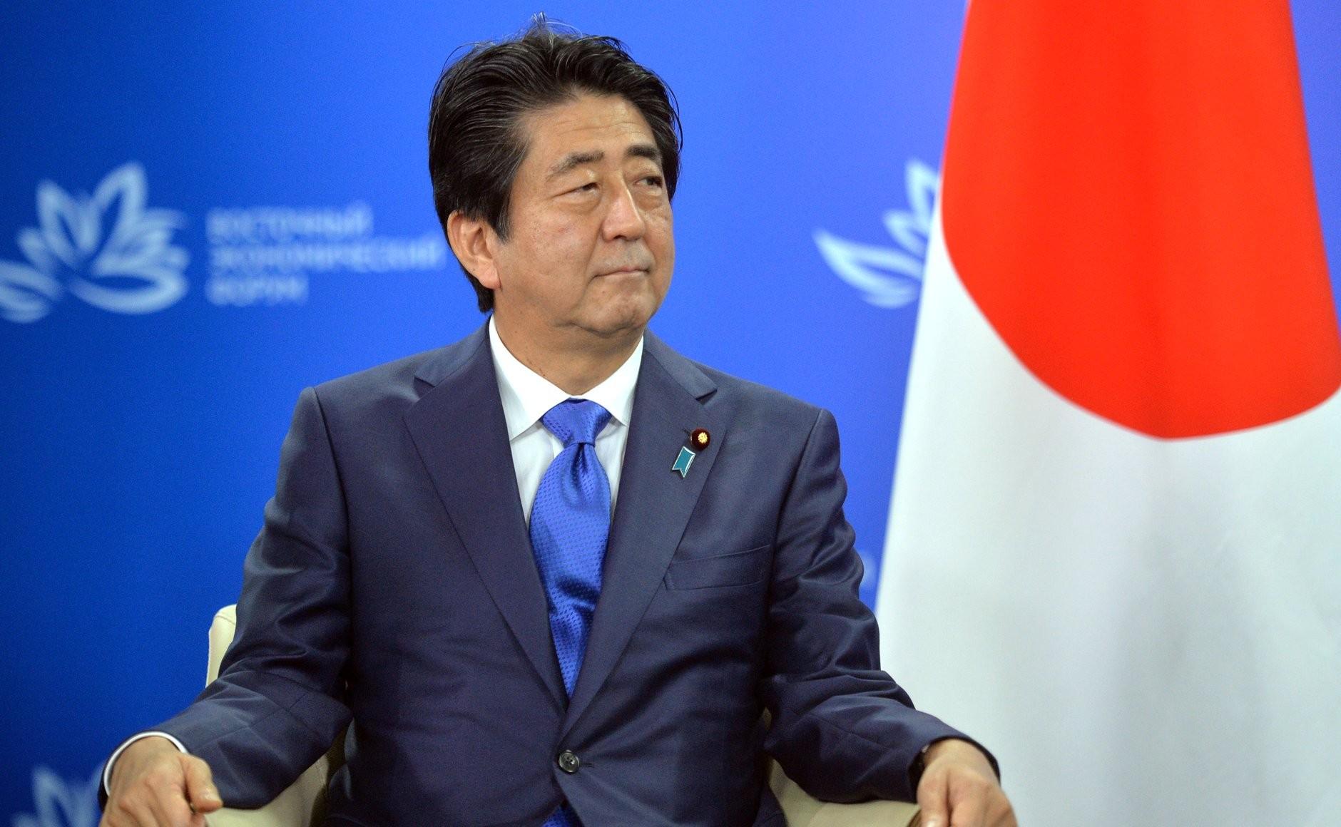 Японский премьер решил уйти в отставку