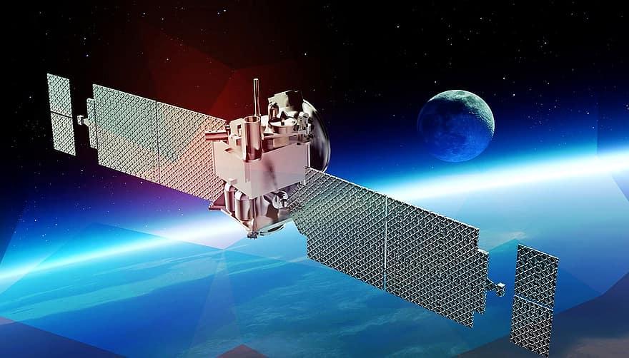 Китайский зонд преодолел 100 млн км на пути к Марсу