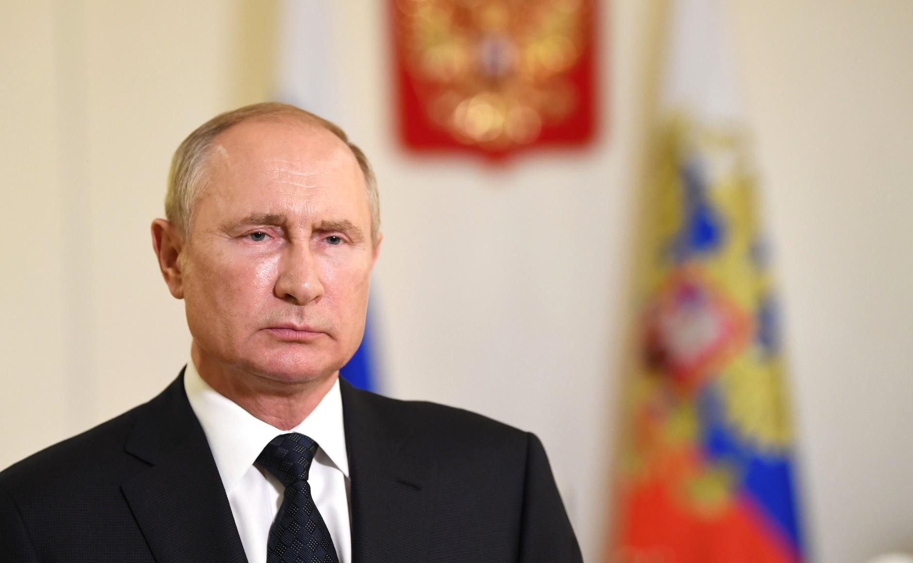 Сегодня Владимир Путин проведёт большую ежегодную пресс-конференцию