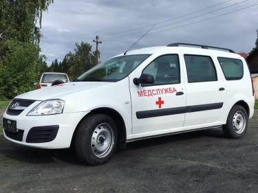 В Махачкале поликлиники получили 13 машин для оказания неотложной помощи на дому