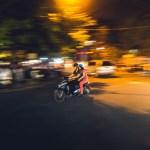 В районе Патриарших прудов запретили мотоциклистам ездить ночью