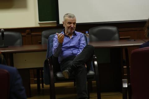 Скончался декан философского факультета МГУ