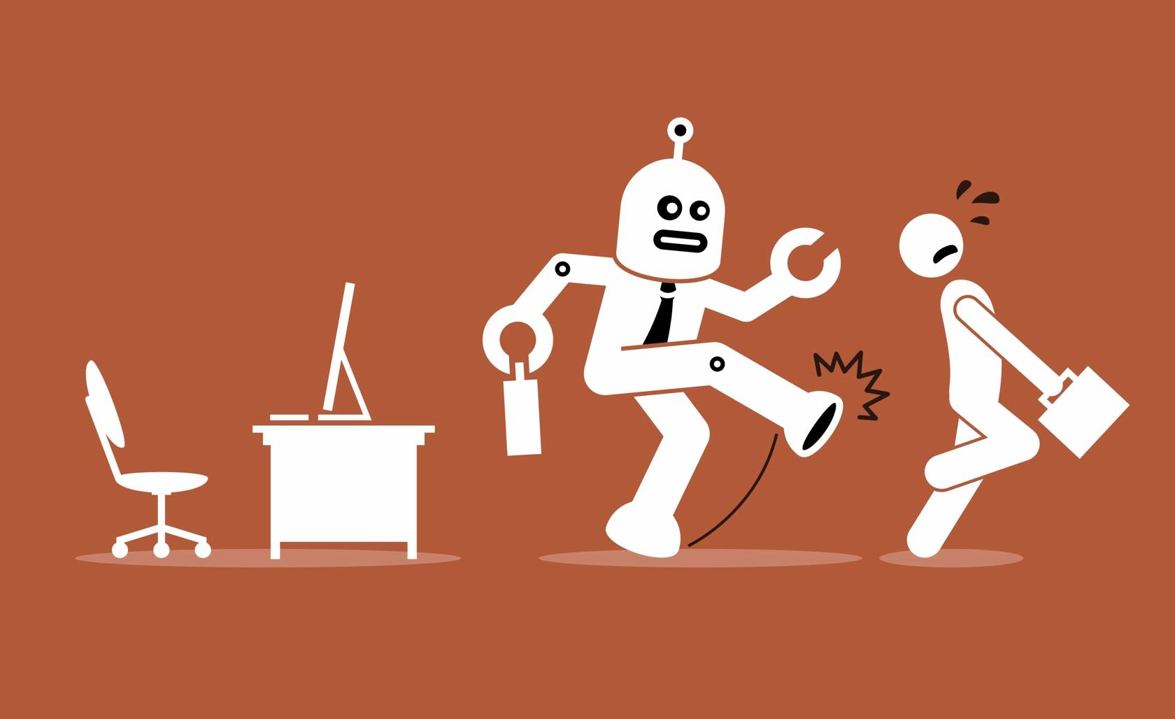 Издание «Сенсаций.нет» разобралось с новостями о роботизации рынка труда
