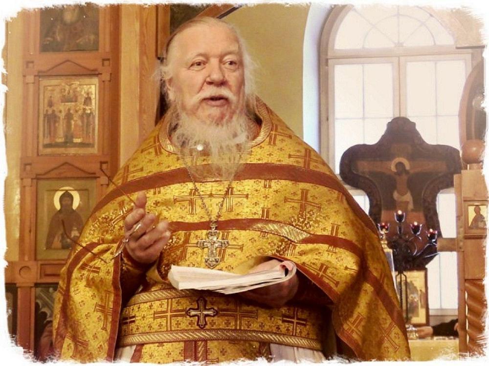 Пять цитат протоиерея Смирнова, которые за него додумали