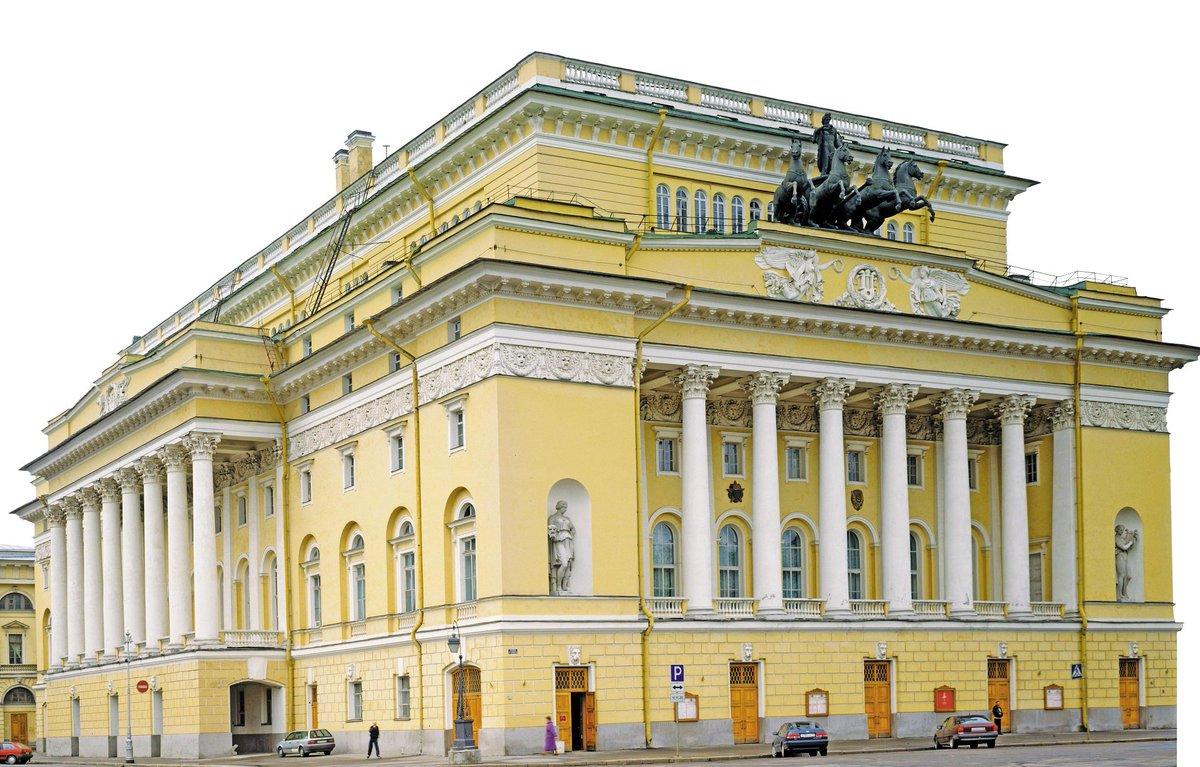 Александринка и Псковский театр будут вместе гастролировать