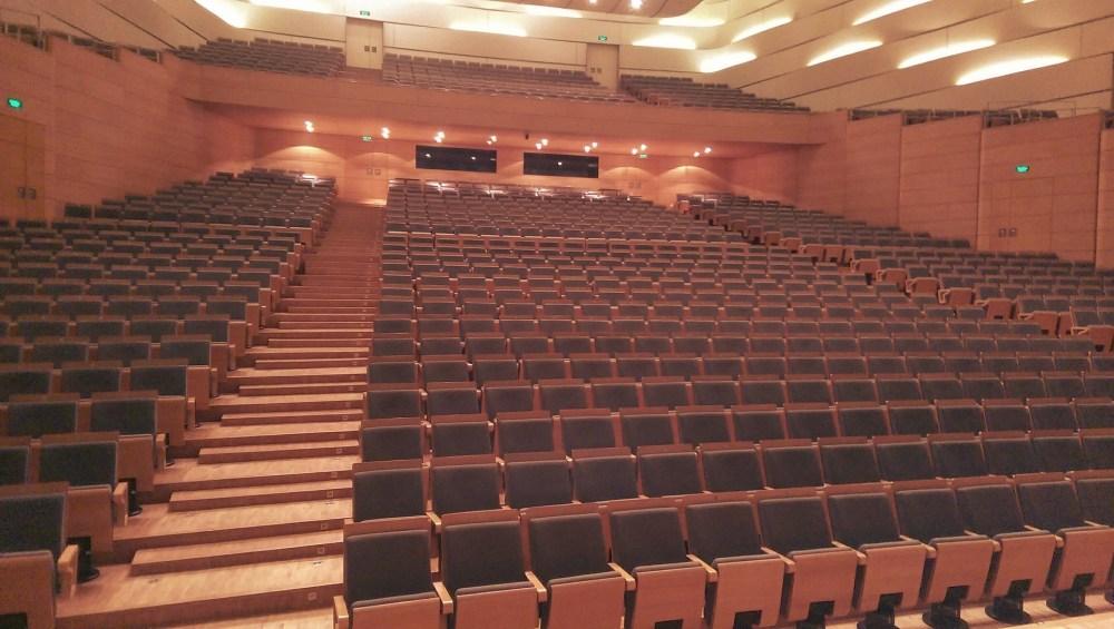 Концертный зал. Источник фото - pixabay.com