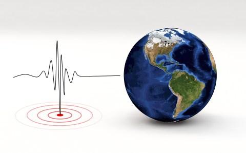 Рядом с Курилами случились пять землетрясений