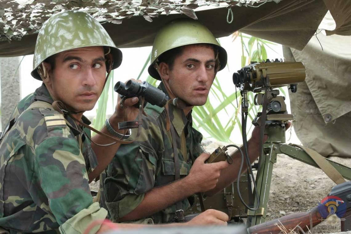 Нагорный Карабах: что произошло в ночь с 27 на 28 октября