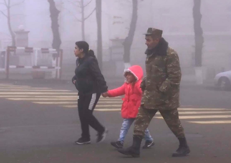 Нагорный Карабах: дневная сводка событий 20 ноября