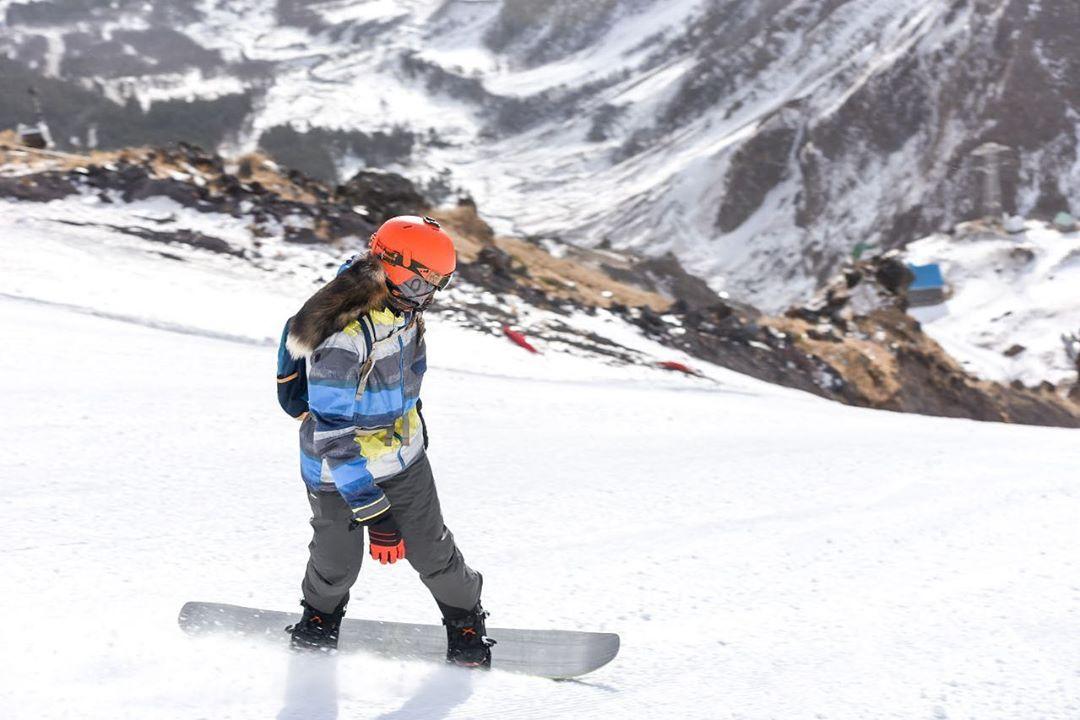 Курорт «Эльбрус» открывает горнолыжный сезон 7 ноября