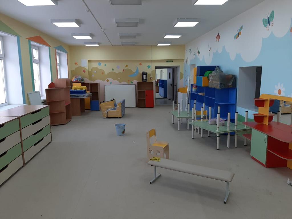 В Якутии построили новый детский сад