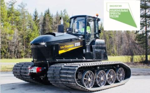 Для восстановления лесов Новосибирской области приобретут спецтехнику