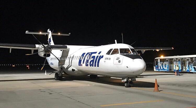 Весной запустят первый авиарейс из Махачкалы в Ставрополь