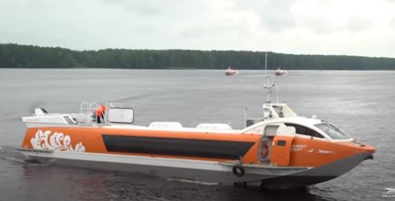 Правительство РФ выделит 330 млн рублей на покупку речных судов для Чувашии