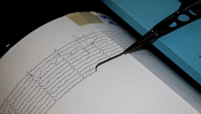 У Камчатки произошли два землетрясения за полчаса