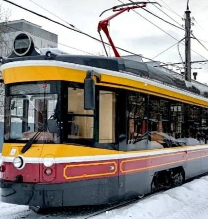 К 800-летию Нижнего Новгорода будет закуплено 11 ретро-трамваев