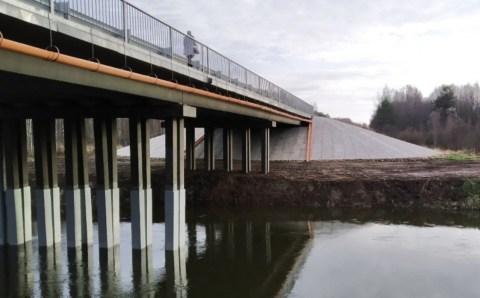 В Костромскойобласти в 2021 году отремонтируют ещё шесть мостов