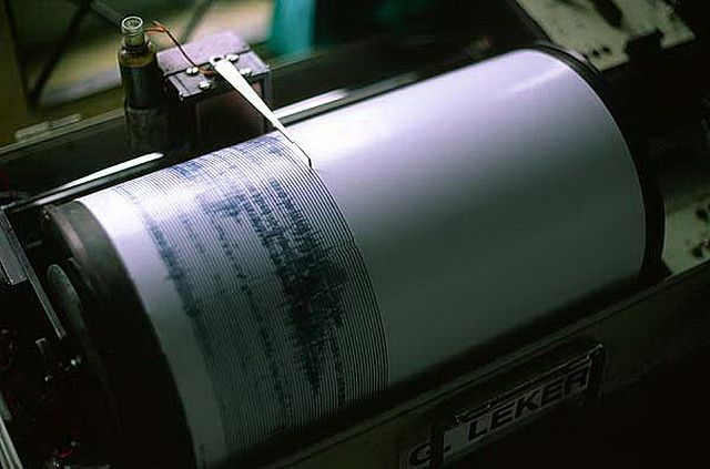 В Новой Зеландии произошло землетрясение магнитудой 5,5