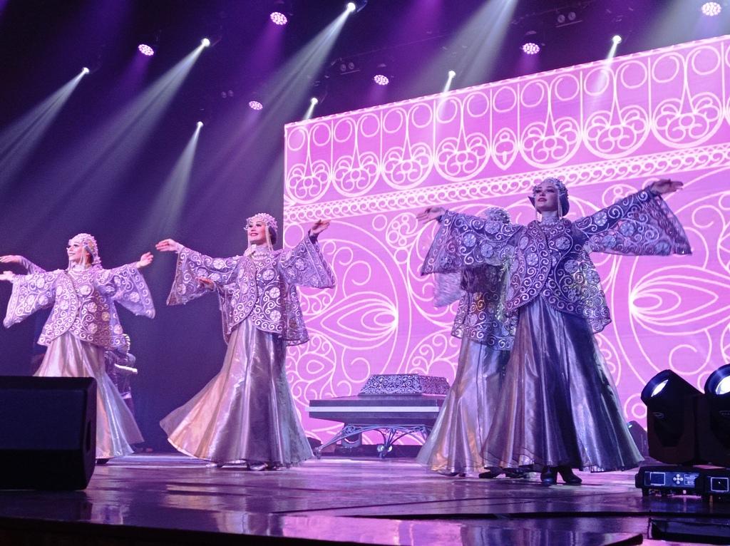 Национальный балет «Кострома» отметил свой 30-летний юбилей