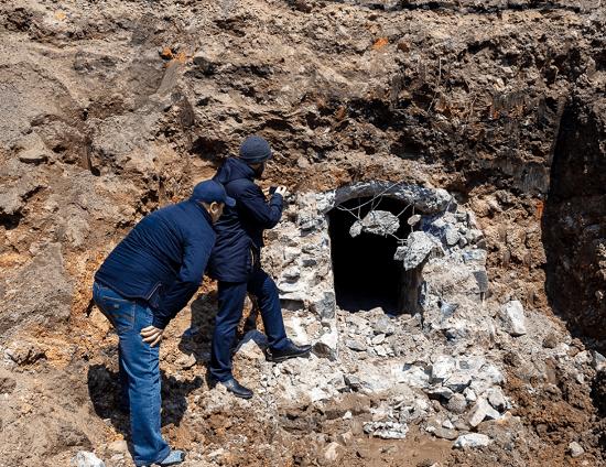 Во Владивостоке приостановили строительство фонтана
