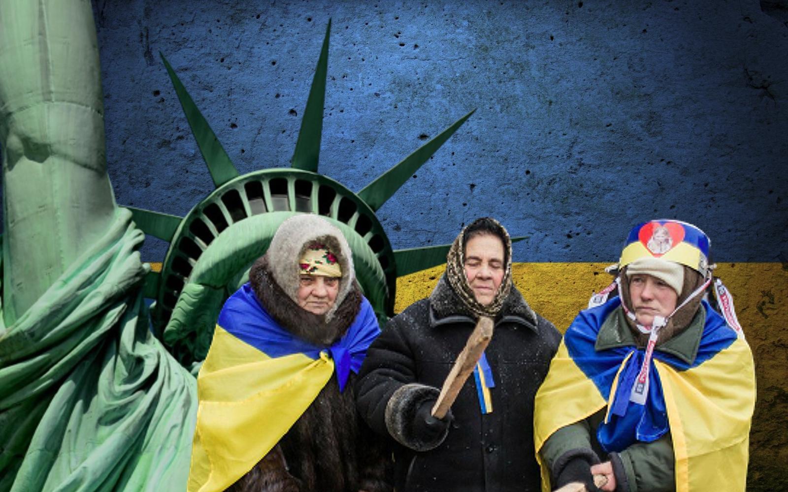 Украина теряет самобытность и людей в погоне за «украинской» идеей