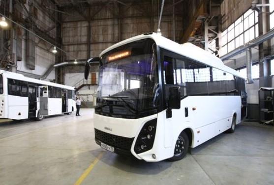 Челябинск получит 150 автобусов, работающих на экологическом топливе