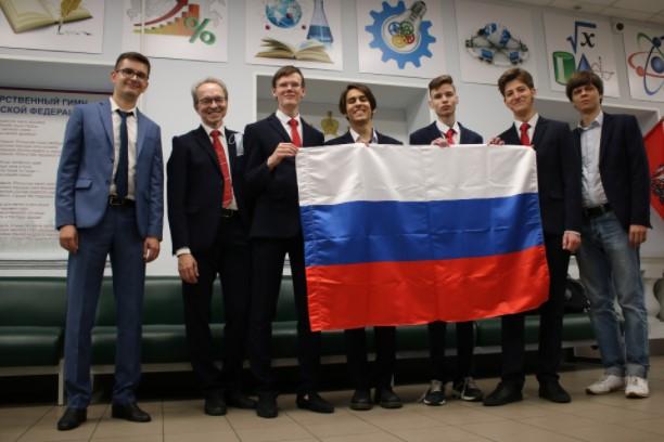Российские школьники завоевали 4 золотых медали на олимпиаде в Японии