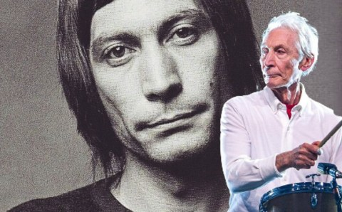 Барабанщик «Rolling Stones» Чарли Уоттс: в музыке и в жизни