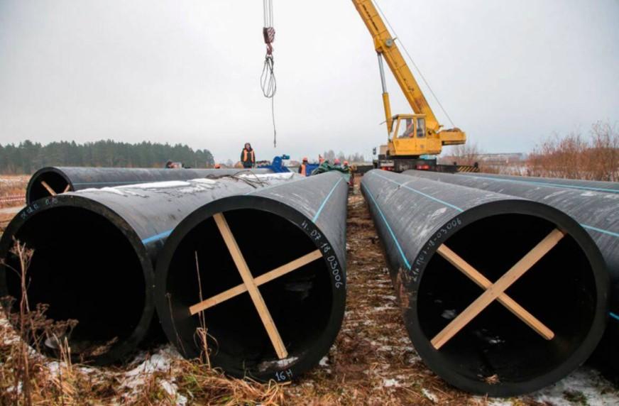 Резервный источник водоснабжения Вологды заработает в 2024 году