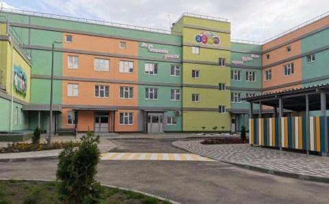 На Дону откроется новый детский сад на 220 мест