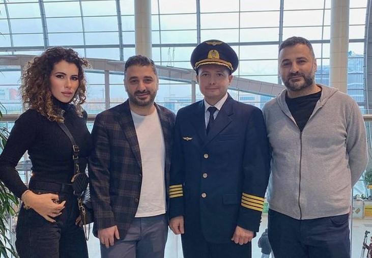 Стало известно, кто снимет фильм об аварийной посадке самолета А321