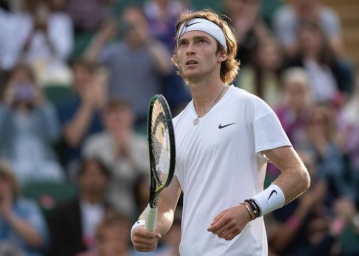 Российский теннисист Рублев вышел в третий круг турнира серии «Мастерс»