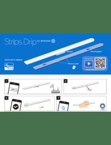 Strips drip illustration manual