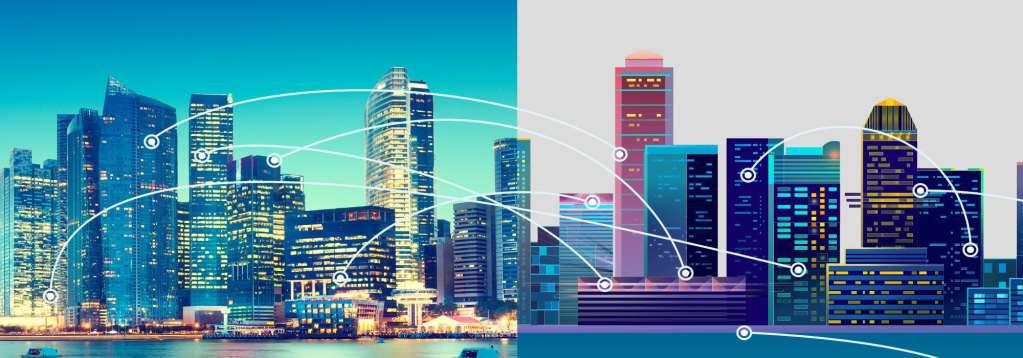 smart city digital twin
