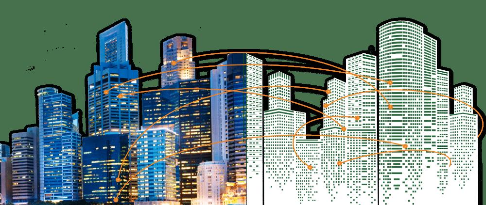 smart city digital twin small
