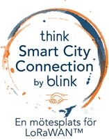 blink logo smart city connection