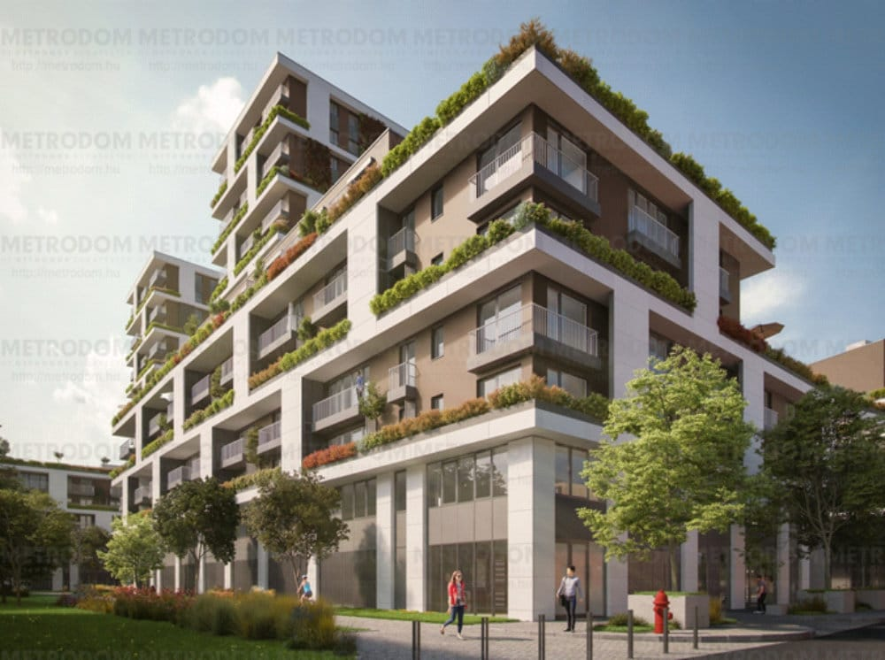 metrodom smart residential property