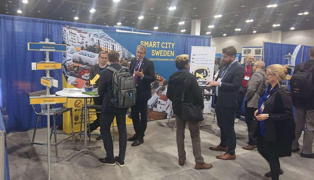 sensative at smart cities connect denver