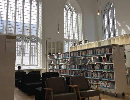 bibliothèques de Québec