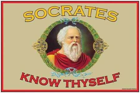 蘇格拉底也說要認識自己