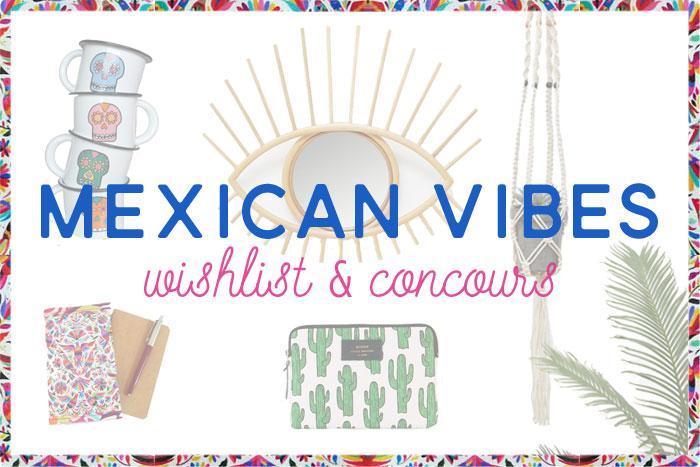 décoration mexicaine