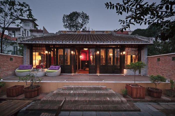 Hébergements atypiques à Hanoi