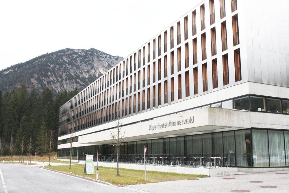 Hôtel dans le Tirol