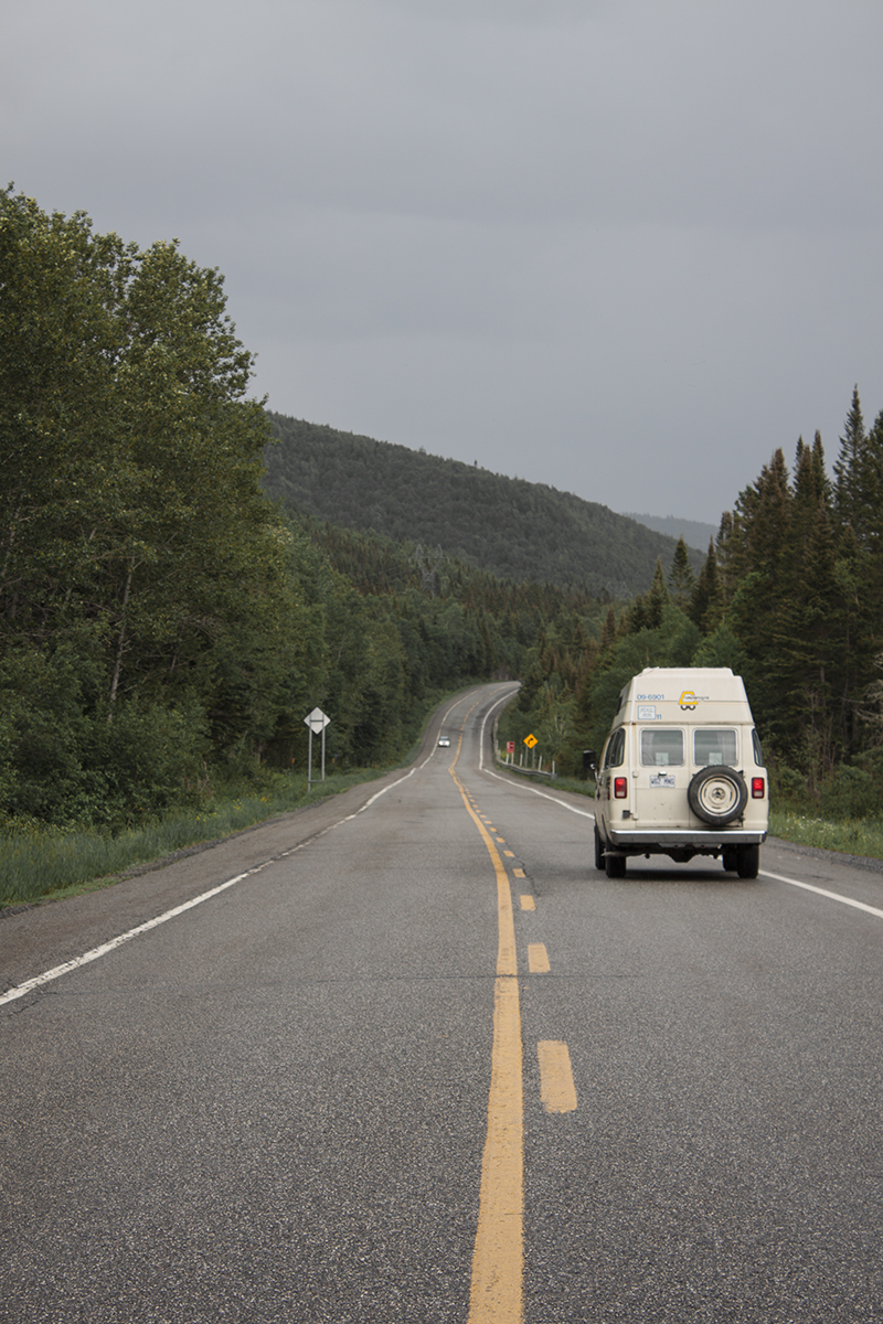 roadtrip en gaspésie