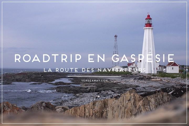 roadtrip gaspésie