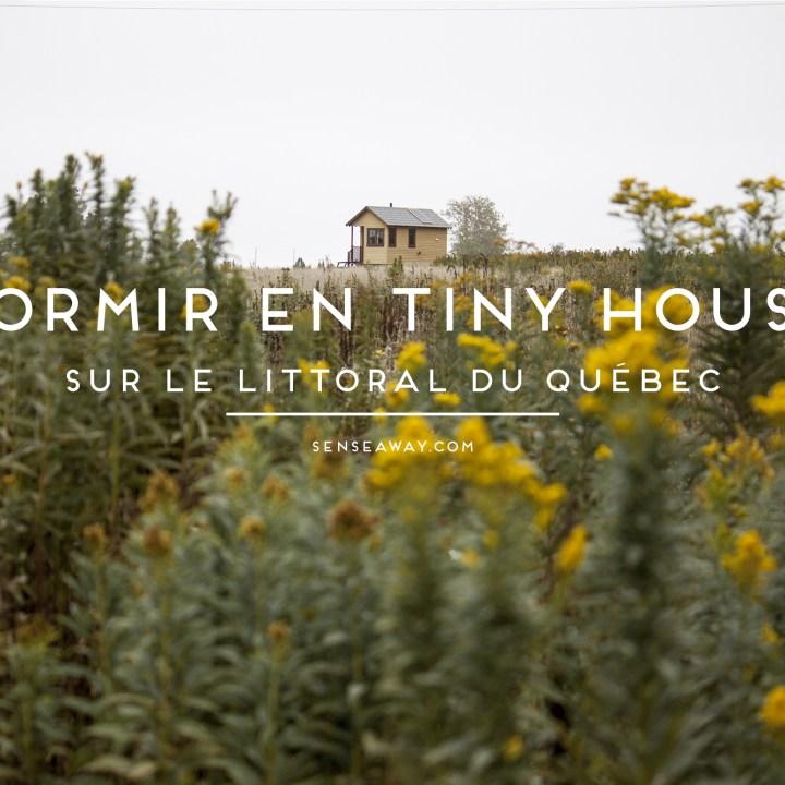 Tiny house, québec
